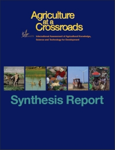 2009 International Assessment of Agricultural Knowledge, Science and Technology for Development (IAASTD)